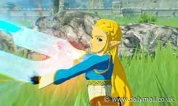 Hyrule still rules the anime world: PETER HOSKIN games review