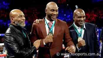 Lennox Lewis hints at 'unfinished business' after seeing Mike Tyson's comeback