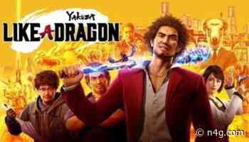 Get Yakuza: Like a Dragon with two Steelbook Cases for $35
