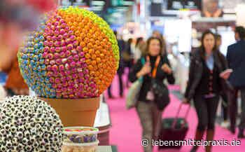 ISM / Pro-Sweets Cologne: Süßwarenmesse für 2021 abgesagt - Lebensmittel Praxis