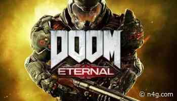 Doom Eternal Nintendo Switch Release Date revealed with other details