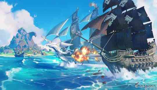 King of Seas is a swaggering piratical adventure with more than a few twists (TheSixthAxis)