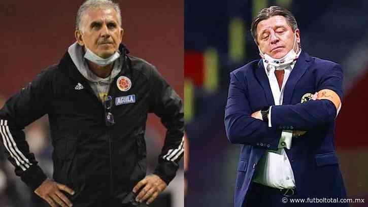 Queiroz deja la Selección de Colombia, Miguel Herrera sigue como candidato