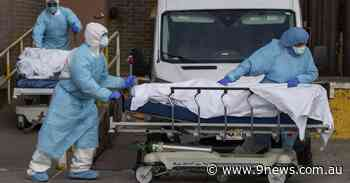 Morgues and hospitals overflow as US records 37,000 COVID-19 deaths in November - 9News