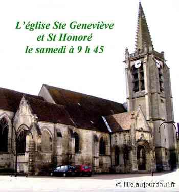 Église de Verneuil-en-Halatte - Journées du Patrimoine 2020 - Eglise de Verneuil-en-Halatte - Divers - VERNEUIL-EN-HALATTE - sortir à Lille - Le Parisien Etudiant