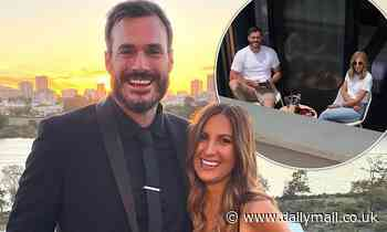Bachelor couple Locky Gilbert and Irena Srbinovska settle into their new Quest apartment in Perth