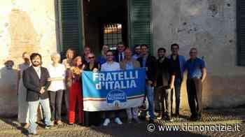 """Magenta, il ricordo di Fratelli d'Italia: """"La passione per il primato della politica sui personalismi"""" - Ticino Notizie"""