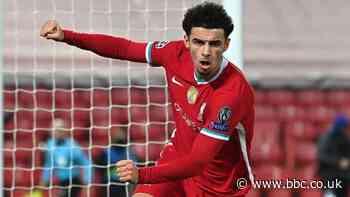 Jones hits winner as Liverpool beat Ajax to reach Champions League last 16
