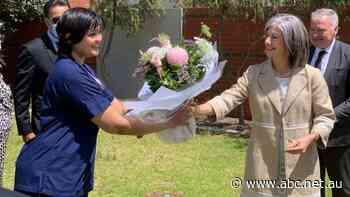 Doctor who helped identify SA coronavirus cluster returns to work after finishing quarantine - ABC News
