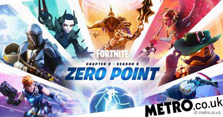 Fortnite Chapter 2, Season 5: Zero Point starts today – trailer live now