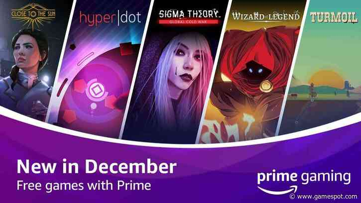 Amazon Prime Free Games For December 2020