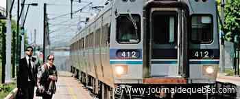 2,5 M$ facturés en trop pour le train de banlieue