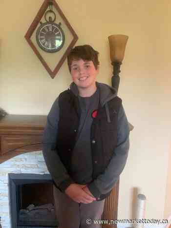 Vulnerable 13-year-old boy missing from Holland Landing (UPDATE: Located) - NewmarketToday.ca