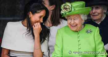 Queen's thoughtful gift to Meghan Markle before their first day out together