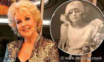 Patti Newton pays tribute to her late mother Eunice on the 20th anniversary of her death