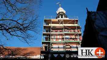 Als der Schlossturm in Herzberg seine Wetterfahne bekam - HarzKurier