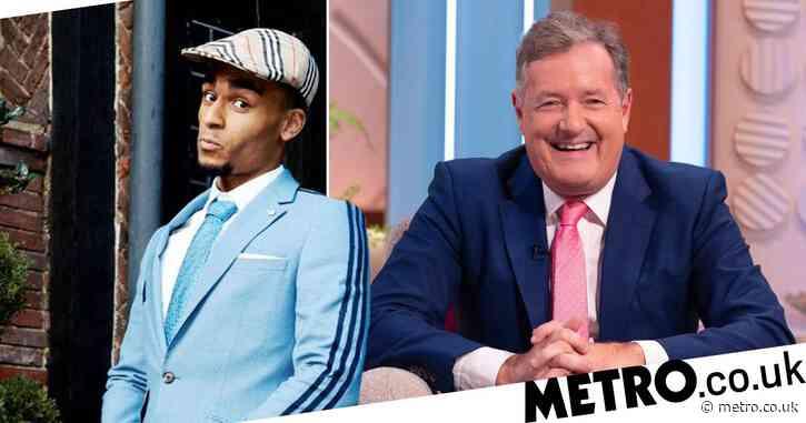 Piers Morgan 'flattered' as he dances to Munya Chawawa's hilarious song named after him