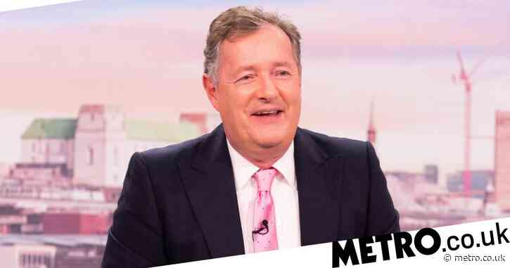Piers Morgan doubles down on promise to take approved coronavirus vaccine on live TV next week