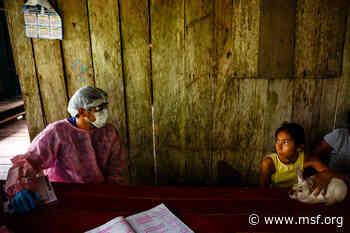 MSF and coronavirus COVID-19 June to August 2020 | MSF - Médecins Sans Frontières (MSF) International