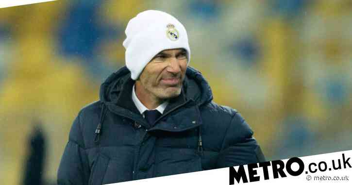 Real Madrid boss Zinedine Zidane responds to resignation speculation after Shakhtar loss