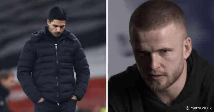 Arsenal boss Mikel Arteta 'the most exciting young manager in Europe', says Eric Dier