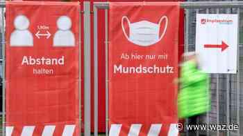 Corona in Herne: Für das Impfzentrum werden Ärzte gesucht - Westdeutsche Allgemeine Zeitung
