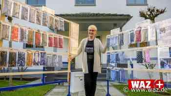 Hobby-Schneiderin aus Herne näht Masken für den guten Zweck - Westdeutsche Allgemeine Zeitung
