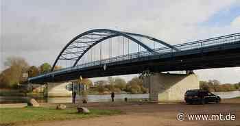 Erst Neubau, dann Abriss: Brückensanierung beschert Stolzenau eine Großbaustelle   Regionales - Mindener Tageblatt