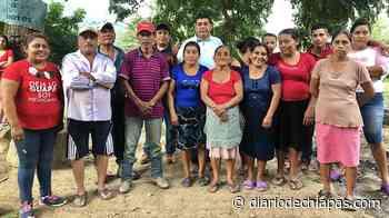 Recorren hasta el último rincón de Berriozábal - Diario de Chiapas