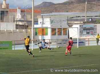 El Berja se impone 2-1 al Rincón y sigue imbatido - La Voz de Almería