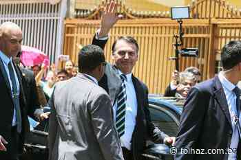 Em 1ª mão: Bolsonaro deve vir a Aparecida na 6ª feira (4/12) - Folha Z
