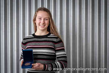 GP Vanier announces its 2020 Governor General's Academic Medal winner - Comox Valley Record