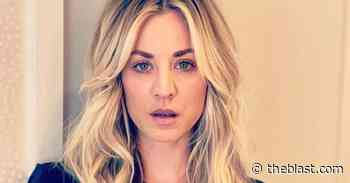 Kaley Cuoco Unleashes Doggy-Style Cheeks For Big Surprise - The Blast