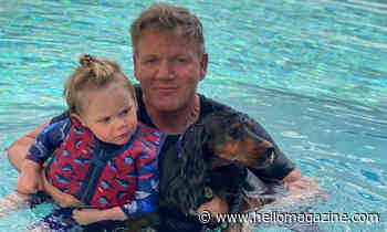 Gordon Ramsay makes hilarious parenting confession about son Oscar