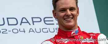 Mick Schumacher, le fils de Michael, pilotera en F1 en 2021 chez Haas