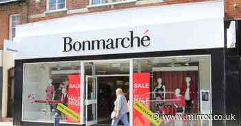 Bonmarche collapses into administration for the second time in a year
