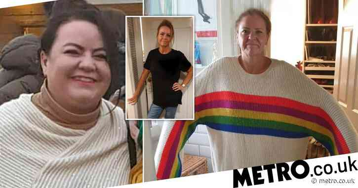 Woman uses Boris Johnson as motivation to lose half her body weight and avoid Covid death