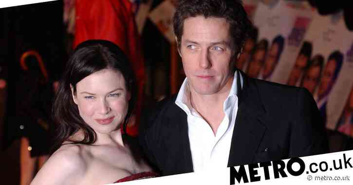 Hugh Grant says Bridget Jones co-star Renee Zellweger is 'one of the few' actresses he hasn't fallen out with