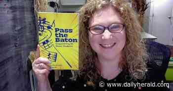 Northbrook music teacher co-authors book on innovative instruction