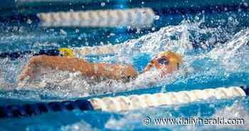 Glenbrook South grad Smoliga again proves to be among the world's best swimmers
