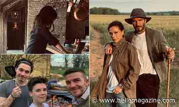 Victoria and David Beckham's Cotswolds home is the dream staycation - inside
