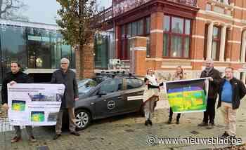 Thermocar fotografeert huizen om energieverlies in kaart te brengen - Het Nieuwsblad