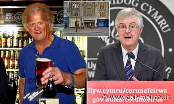 Wetherspoon boss Tim Martin shuts ALL his pubs in Wales from Friday