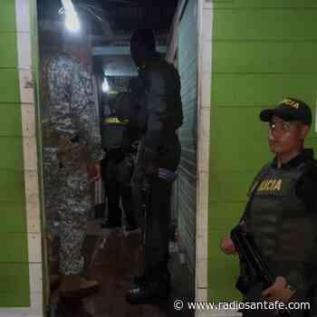 Capturan a presunto cabecilla del clan del golfo en Juradó, Chocó - Radio Santa Fe