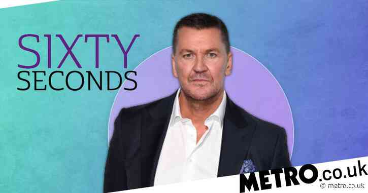 Former EastEnders star Craig Fairbrass on not being 'a soap person' and getting typecast as a 'hard man'