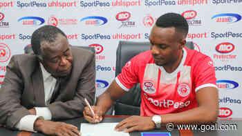 Taddeo Lwanga: Simba SC complete signing of midfielder ahead of Plateau United visit