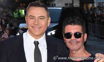 David Walliams makes surprising revelation about friendship with Simon Cowell
