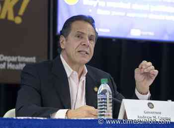 Coronavirus live updates: Cuomo concerned about vaccine skepticism - Albany Times Union