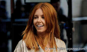 Stacey Dooley shares rare photo of her mum – and they're two peas in a pod!