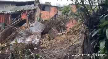 En peligro de colapso están doce viviendas en Suaita, Santander - RCN Radio